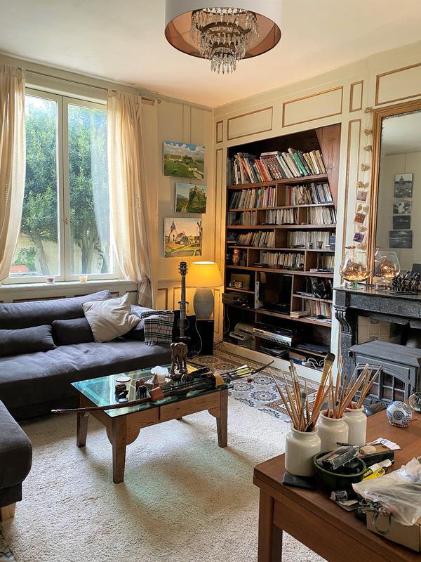 Maison de caractère de 170  m2 - Pont-Audemer (27500)