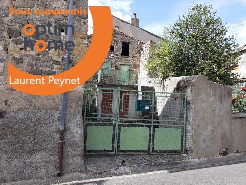 Grange de 100  m2 - Saint-Yvoine (63500)