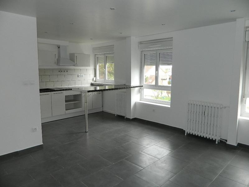 Appartement en résidence de 83  m2 - Lunéville (54300)