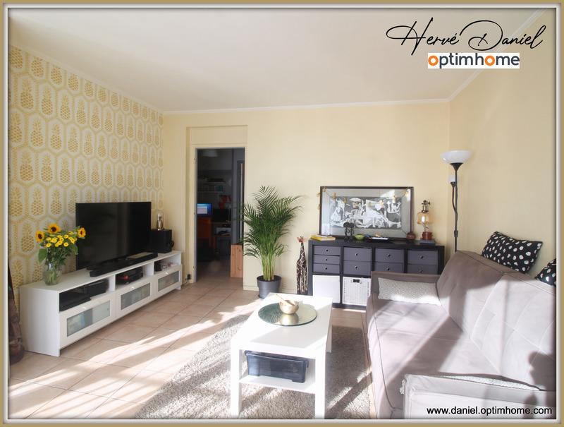 Appartement en résidence de 59  m2 - Bruyères-le-Châtel (91680)