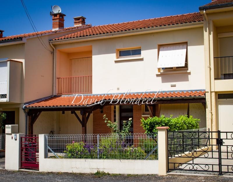 Maison de 102  m2 - Graulhet (81300)