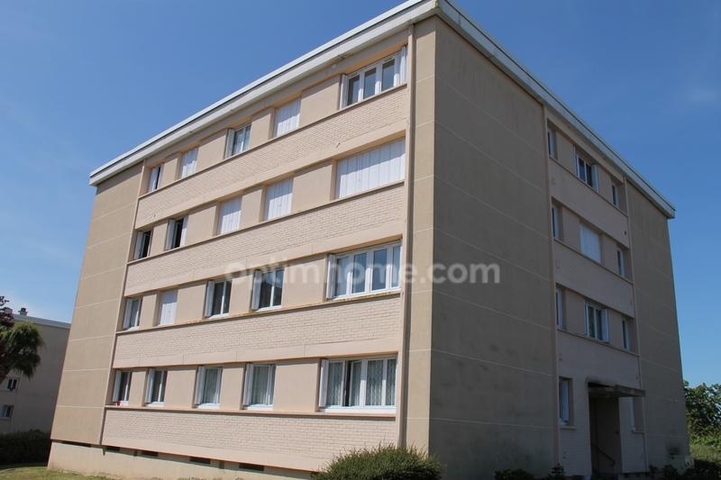 Appartement de 58  m2 - Saint-Planchers (50400)