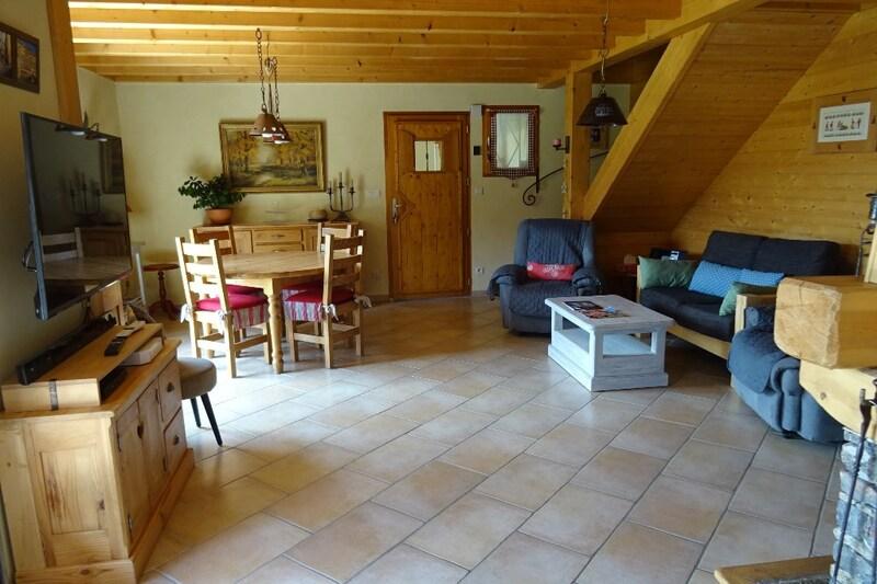 Chalet de 127  m2 - Val-des-Prés (05100)
