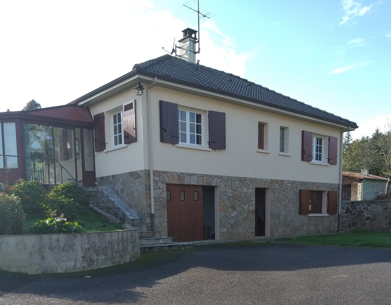 Maison de campagne de 135  m2 - Saint-Auvent (87310)