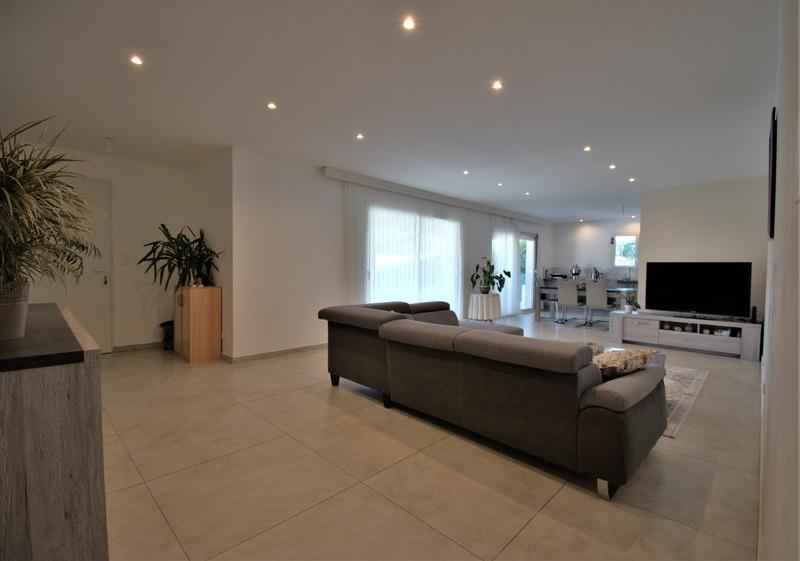 Maison plain-pied de 122  m2 - Soyons (07130)