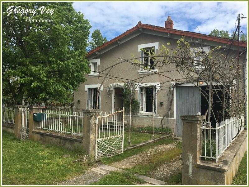 Maison à rénover de 140  m2 - Lezoux (63190)