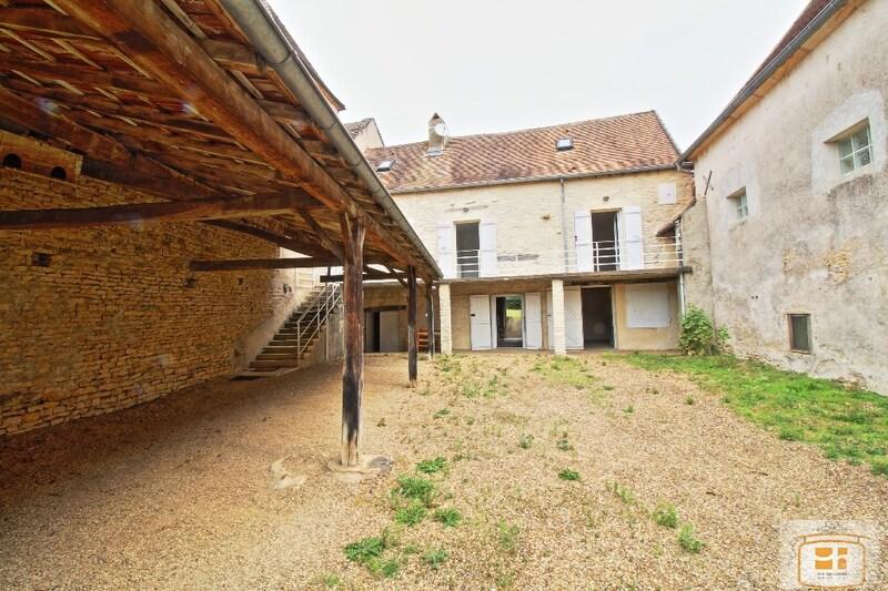 Maison de campagne de 89  m2 - Saint-Gengoux-le-National (71460)