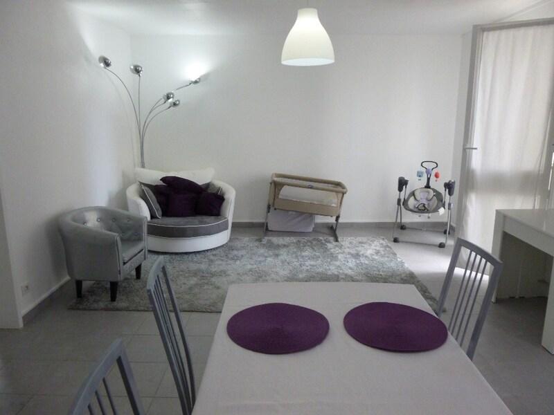 Appartement de 72  m2 - Maromme (76150)