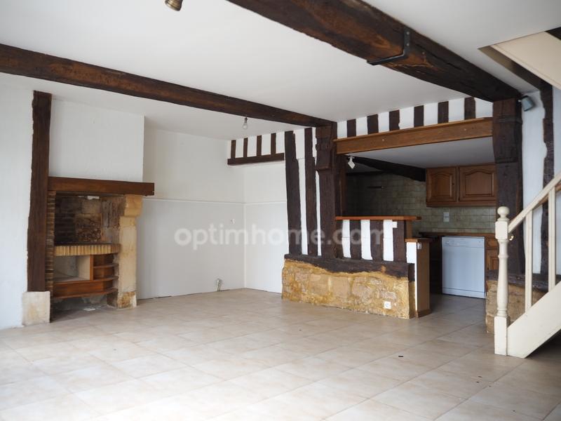 Maison de ville de 109  m2 - Touques (14800)