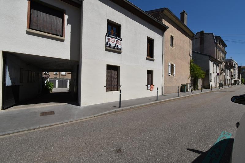 Maison mitoyenne de 133  m2 - Nancy (54000)
