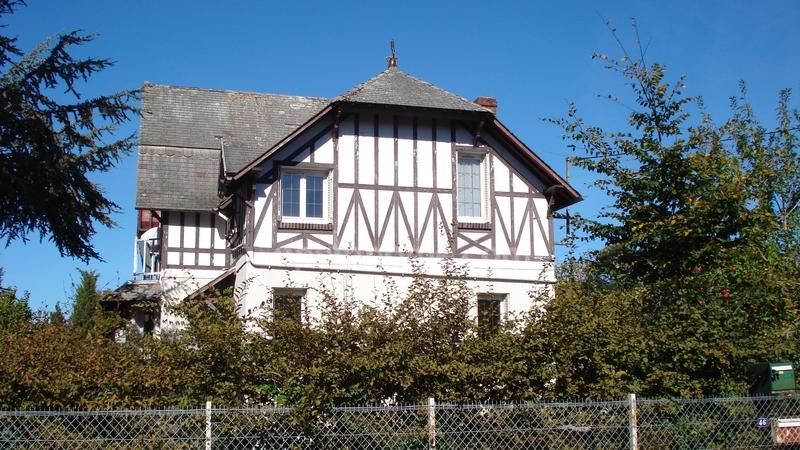 Maison de caractère de 134  m2 - Conches-en-Ouche (27190)