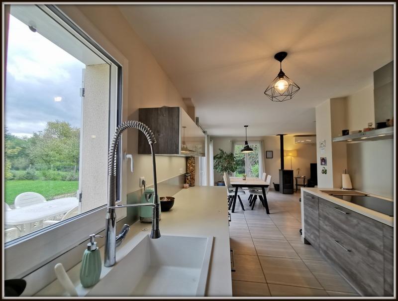 Maison de 154  m2 - Cergy (95000)