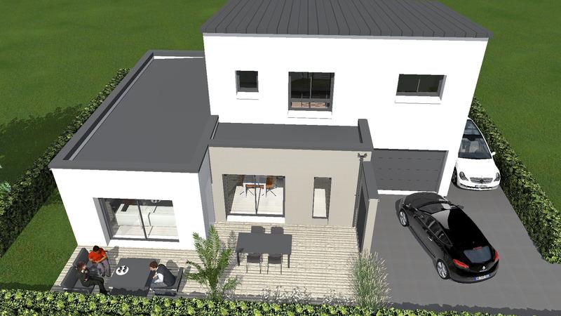 Maison de 90  m2 - Le Rheu (35650)