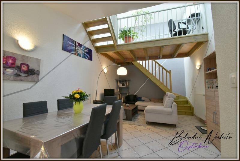 Maison de village de 92  m2 - Vertaizon (63910)