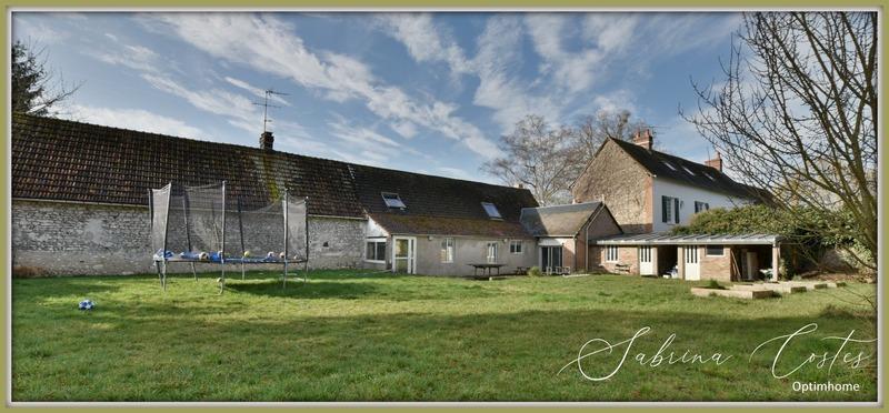 Maison de village de 138  m2 - Gaillon (27600)