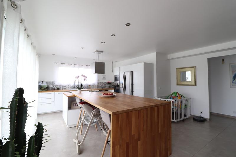 Maison contemporaine de 116  m2 - Bompas (66430)