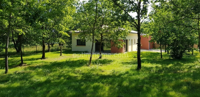 Maison de 110  m2 - Cépet (31620)