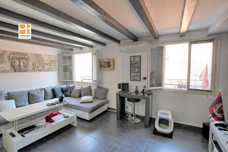 Maison de village de 100  m2 - Saint-Laurent-du-Var (06700)
