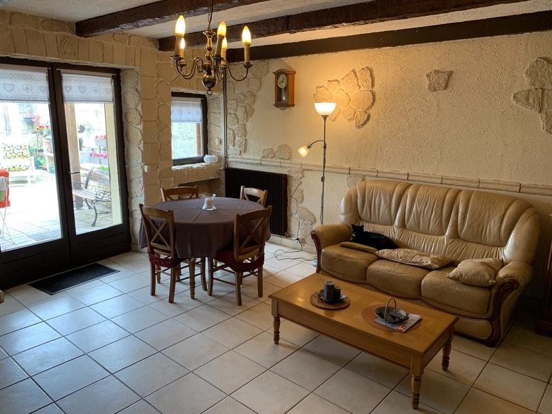 Maison de village de 145  m2 - Ancerville (55170)