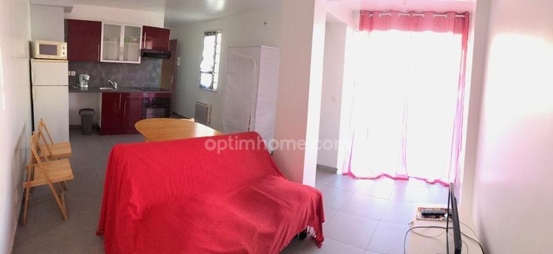 Appartement en résidence de 24  m2 - Saint-Cyprien (66750)