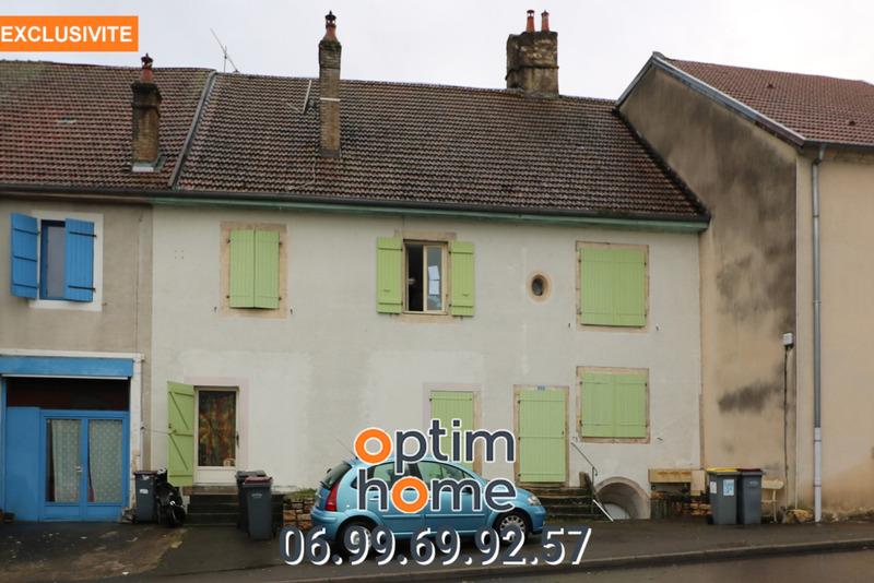 Immeuble de rapport de   m2 - Scey-sur-Saône-et-Saint-Albin (70360)