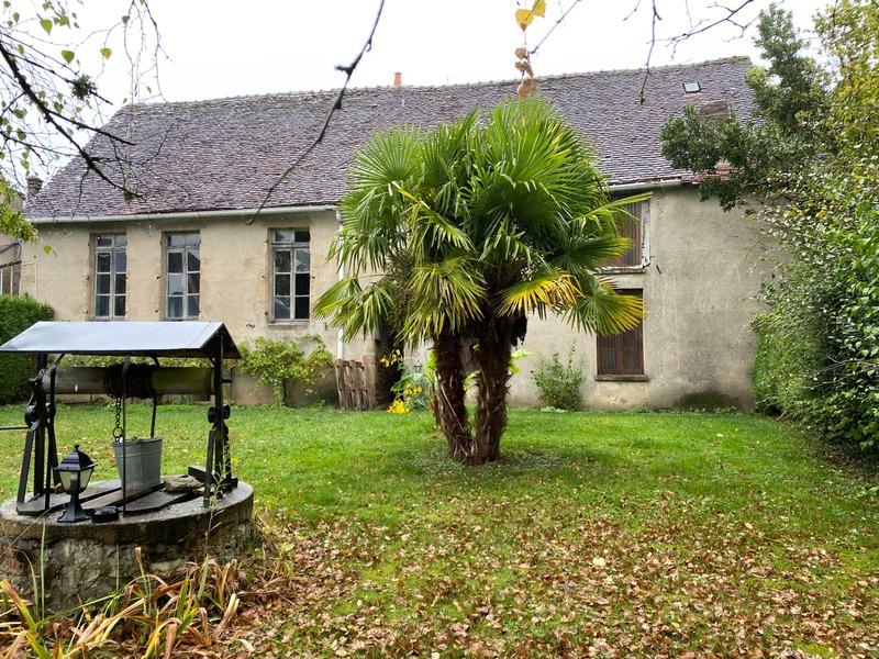 Maison de ville de 146  m2 - Dun-le-Palestel (23800)
