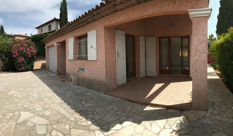 Villa de 107  m2 - Fréjus (83600)