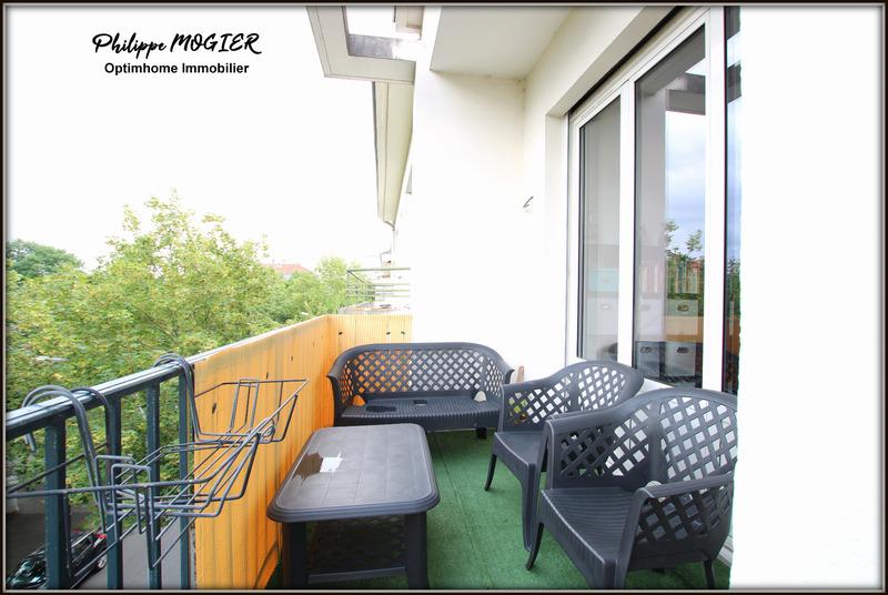 Appartement de 94  m2 - Vichy (03200)