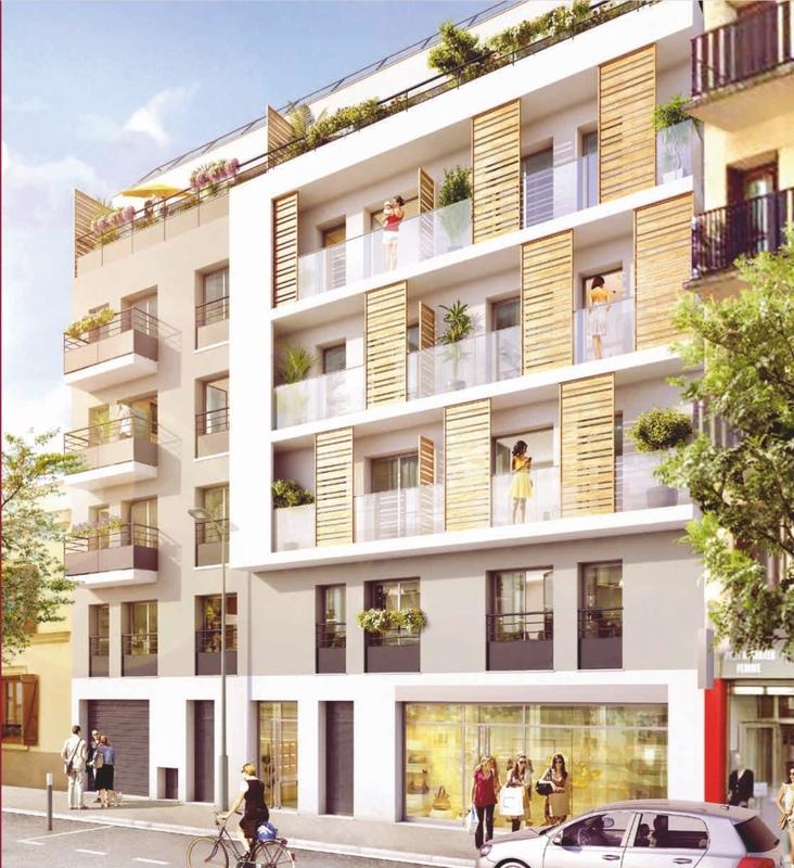 Appartement de 54  m2 - Asnières-sur-Seine (92600)