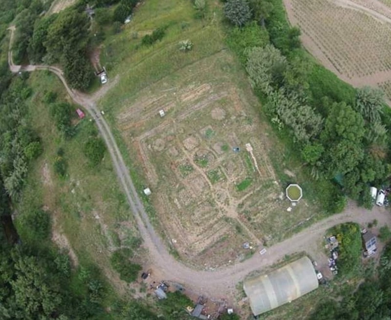 Terrain agricole de   m2 - Fontès (34320)
