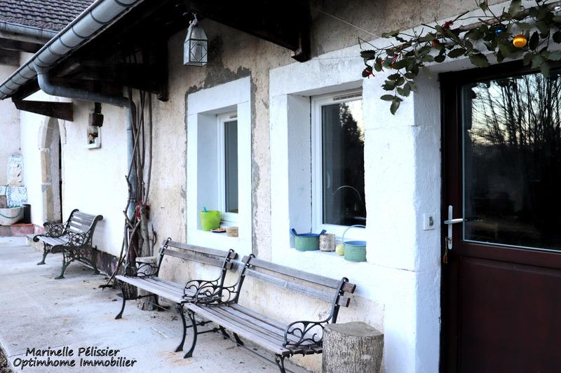 Maison de caractère de 275  m2 - Boëge (74420)
