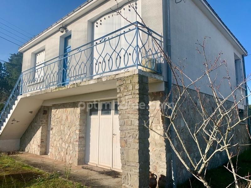Maison de ville de 96  m2 - Châteaubriant (44110)