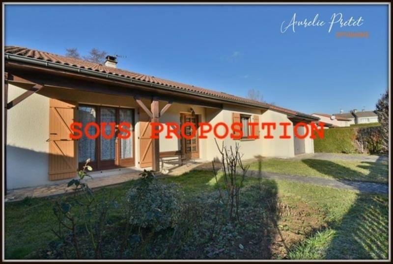 Maison plain-pied de 82  m2 - Massiac (15500)