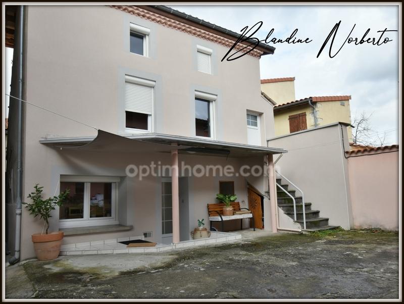 Maison de village de 96  m2 - Vertaizon (63910)