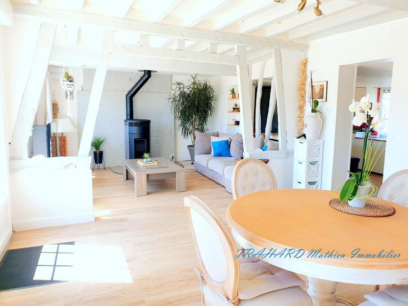 Maison de 119  m2 - Le Neubourg (27110)