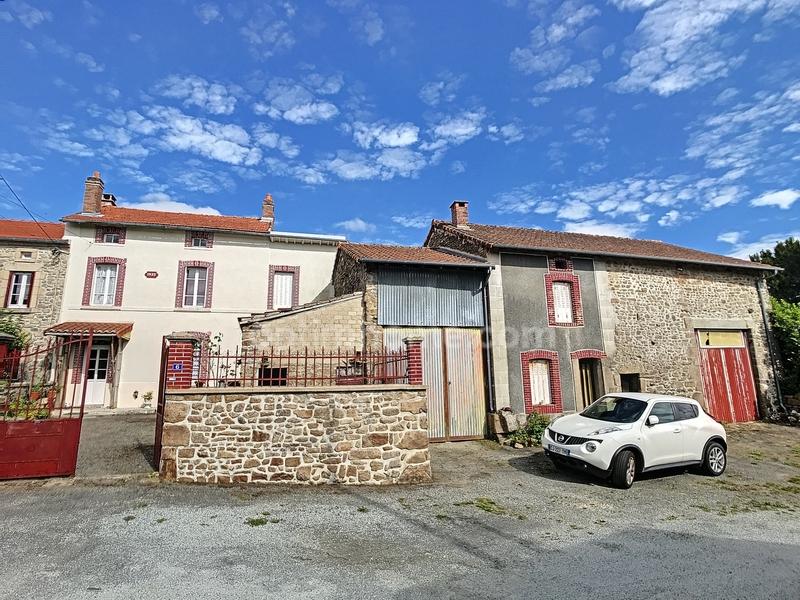 Maison de 70  m2 - Châteauponsac (87290)