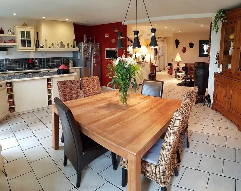 Maison de 134  m2 - Rémilly (57580)