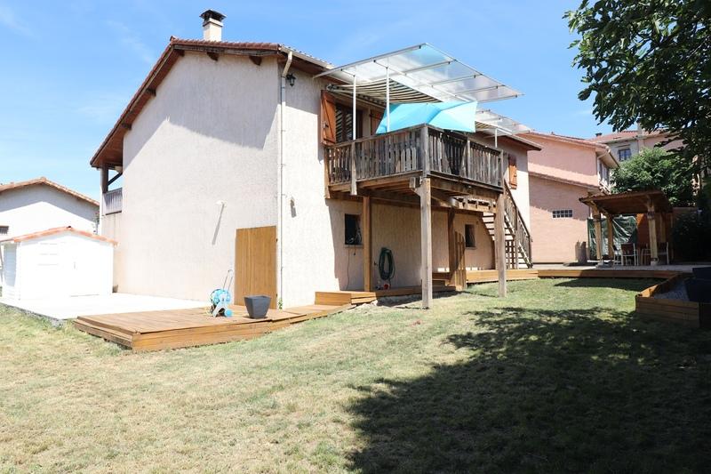 Maison de 149  m2 - Auberives-sur-Varèze (38550)