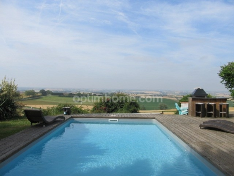 Maison de 187  m2 - Montaigut-sur-Save (31530)
