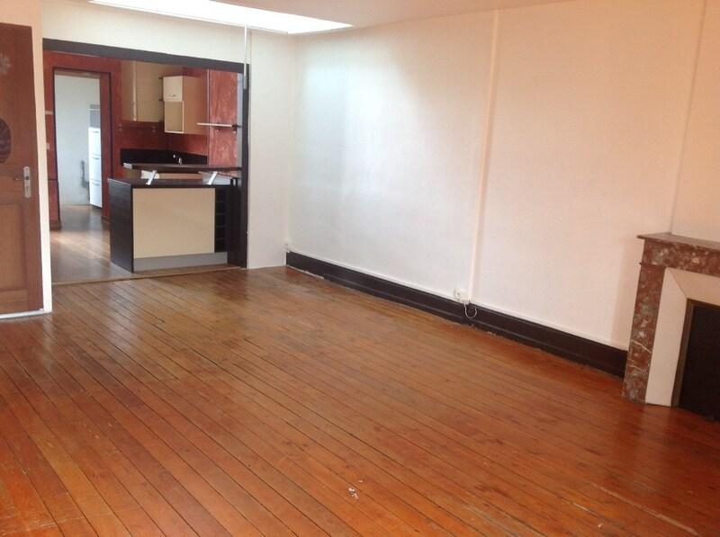 Appartement rénové de 80  m2 - Charleville-Mézières (08000)