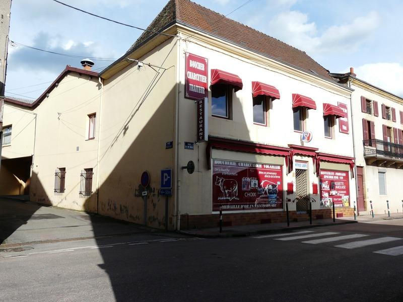 Immeuble de bureaux de   m2 - Chauffailles (71170)