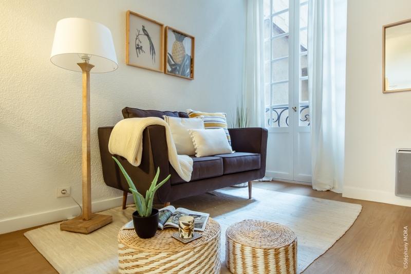 Appartement rénové de 32  m2 - Bordeaux (33000)