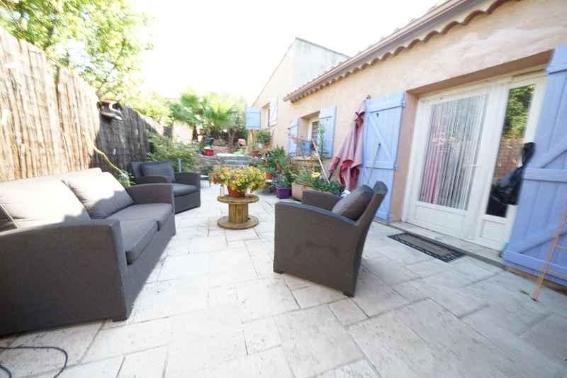 Appartement en rez-de-jardin de 102  m2 - Draguignan (83300)