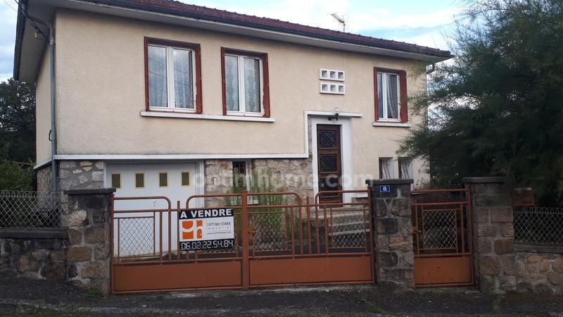 Maison de village de 85  m2 - Laroquebrou (15150)