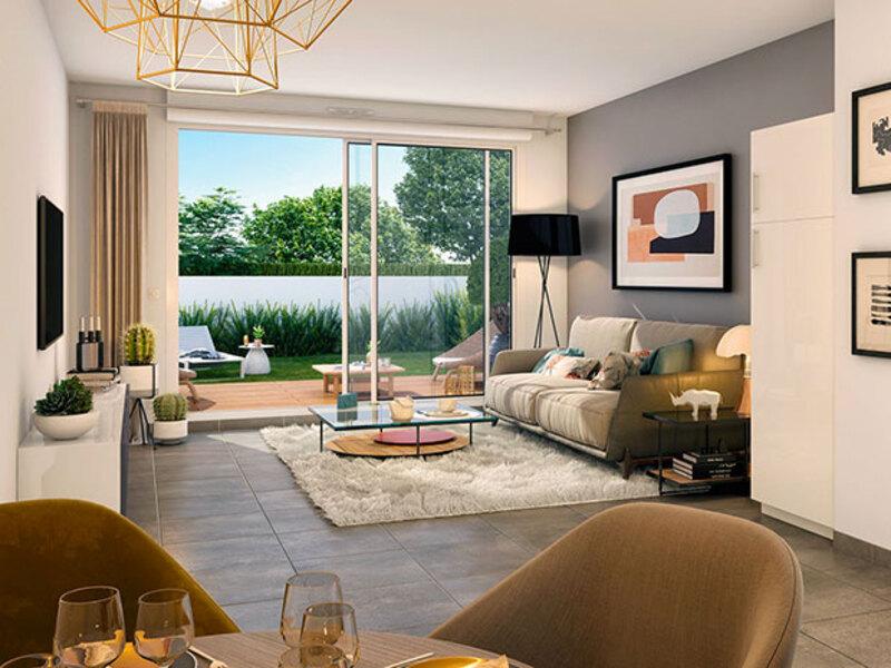 Appartement de 89  m2 - Toulouse (31000)
