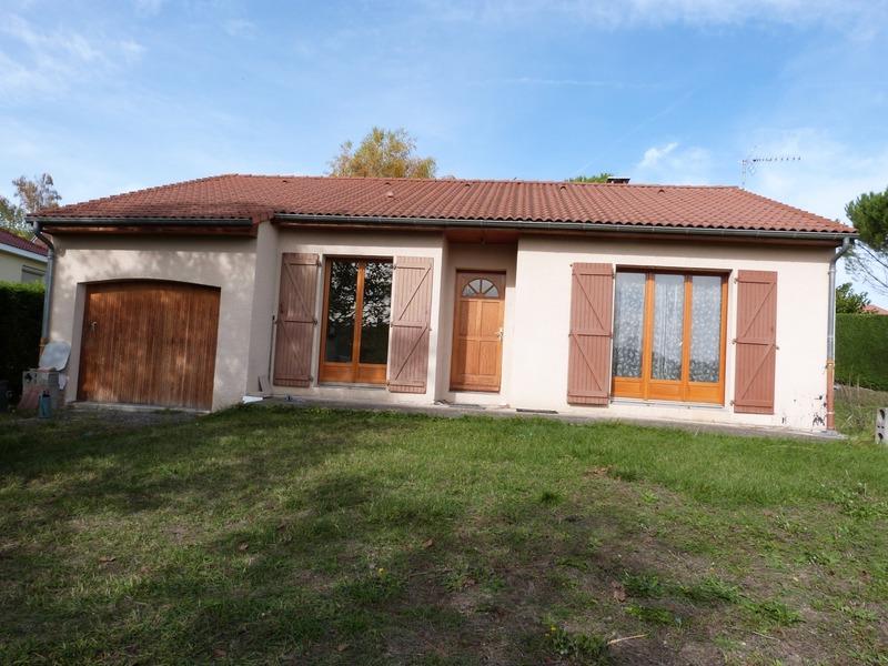 Maison individuelle de 93  m2 - La Roche-Blanche (63670)
