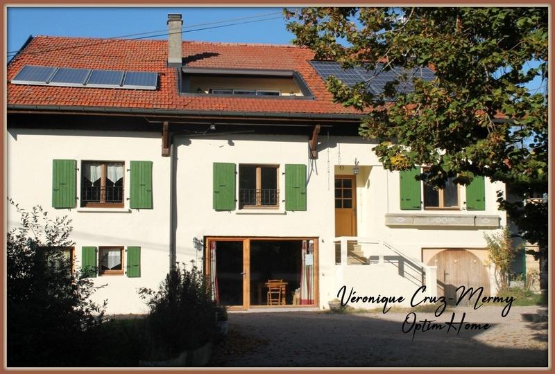 Maison de campagne de 284  m2 - Féternes (74500)