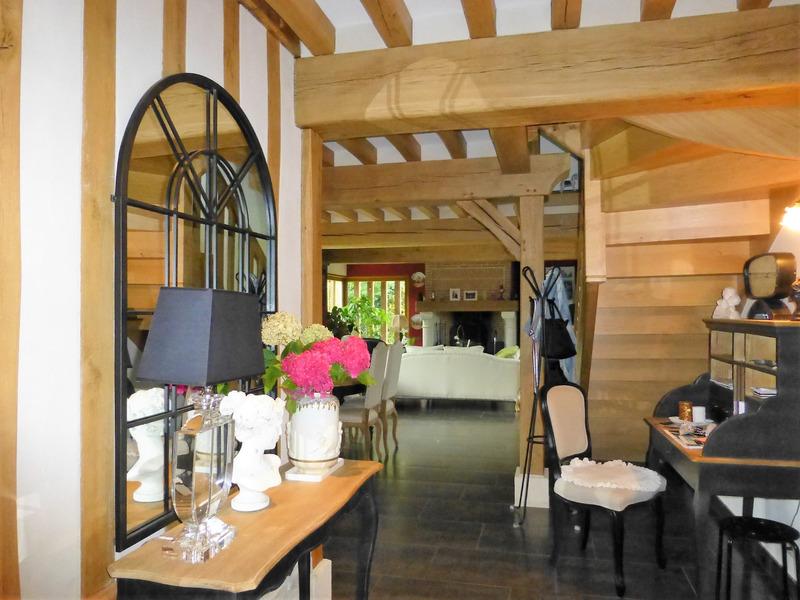 Maison de caractère de 170  m2 - Deauville (14800)