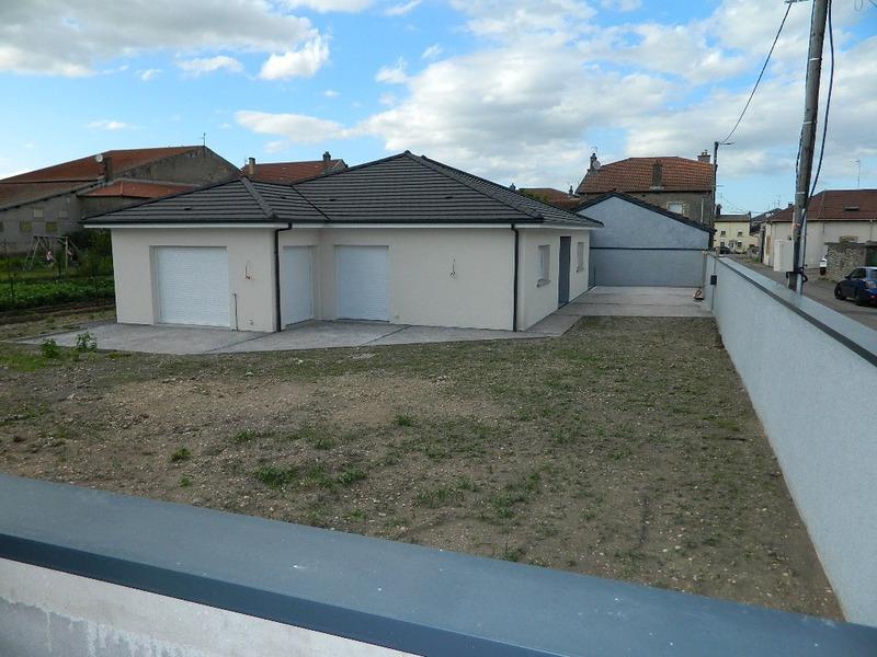 Pavillon de 135  m2 - Croismare (54300)