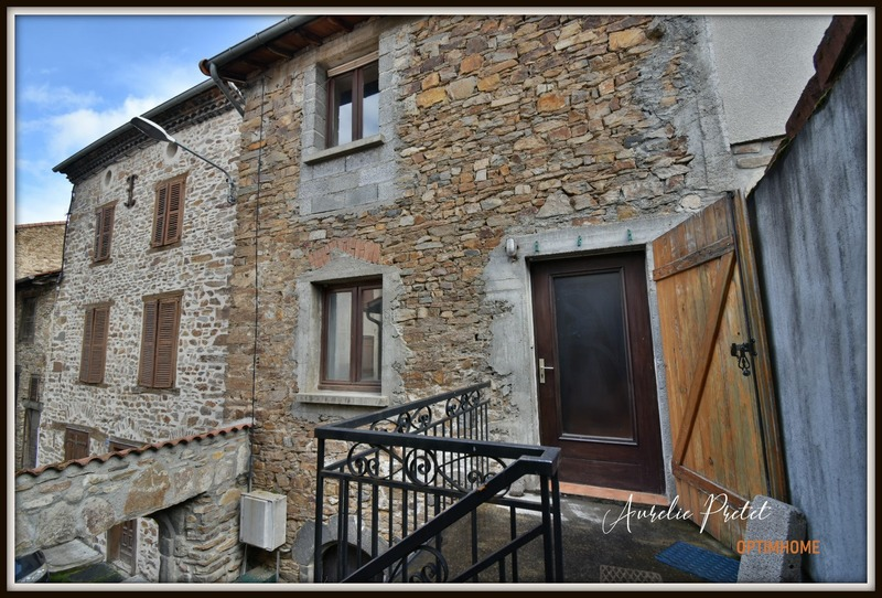 Maison de 50  m2 - Massiac (15500)